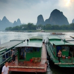 Xingping ferries