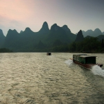 On the Li River (2)
