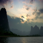 On the Li River (3)